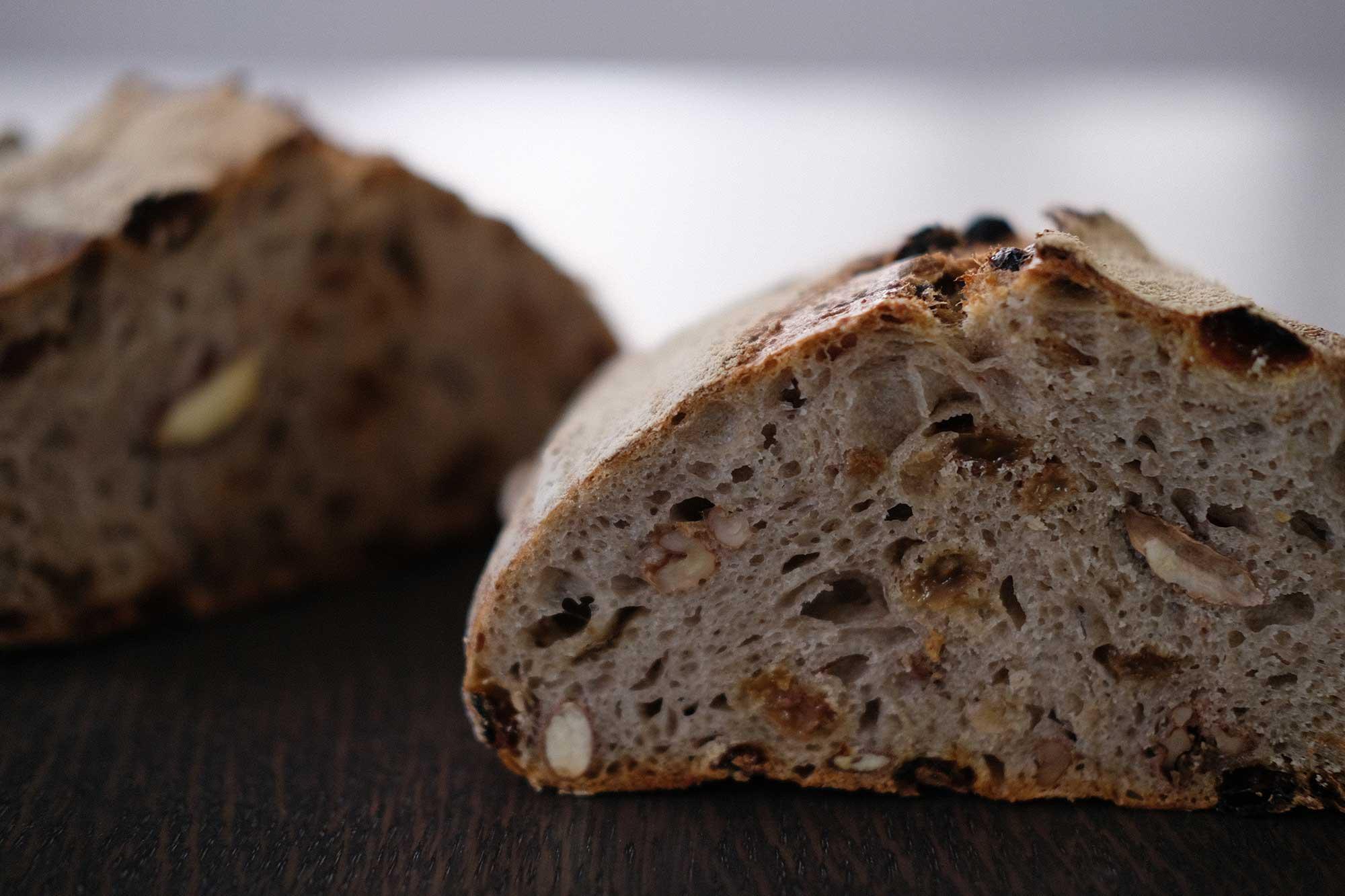 De la Terre au Pain, pains bio