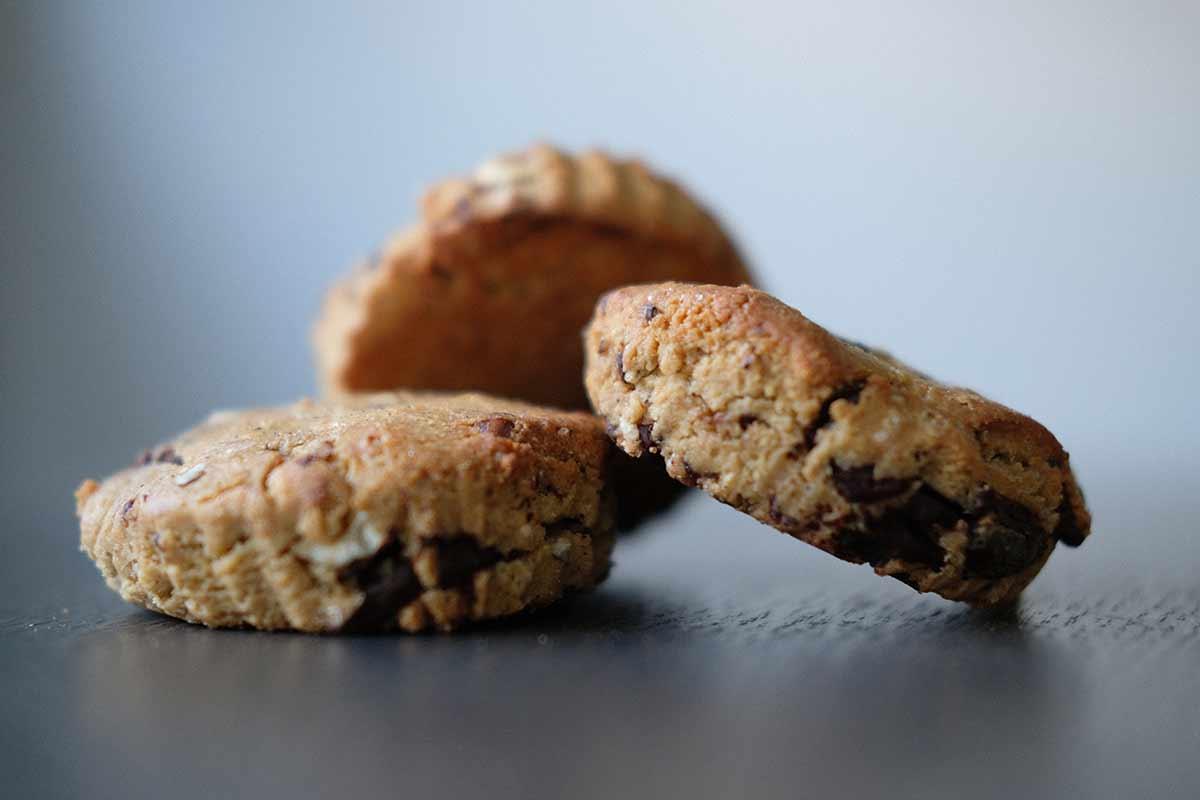 De la Terre au Pain, les biscuits