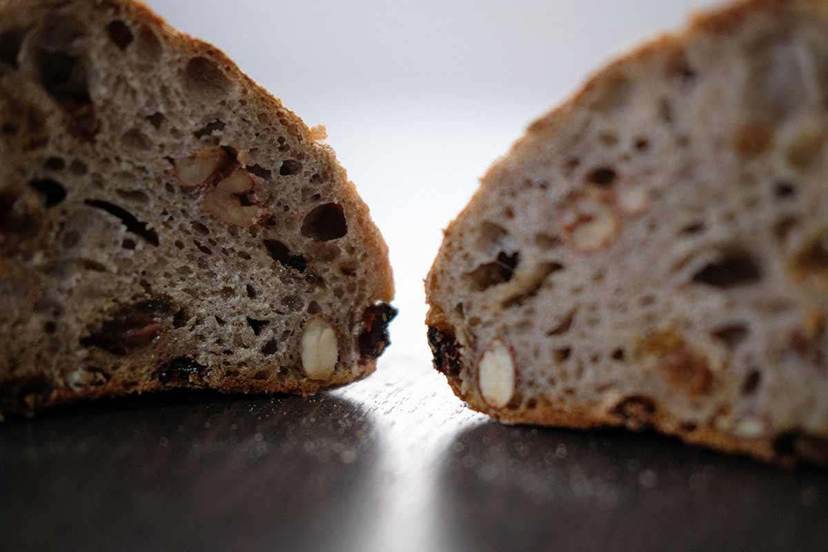 De la Terre au Pain, les pains